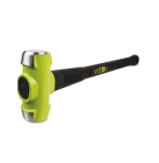 B.A.S.H Sledge Hammer w/ 16-in Unbreakable Handle, 8-lb Head