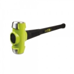 B.A.S.H Sledge Hammer w/ 24-in Unbreakable Handle, 10-lb Head