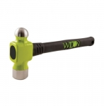 14-in B.A.S.H Ball Pein Hammer w/ Unbreakable Handle, 2-lb Head