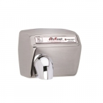 2300W AirMax Hand Dryer, Brushed Stainless Steel, 230V