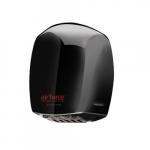 1100W AirForce Hand Dryer, Aluminum, Black Finish