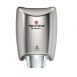 1200W SMARTdri Plus Hand Dryer, Stainless Steel, Brushed Finished