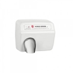 2300W Automatic Model XA Hand Dryer, 115V, Cast Iron, White