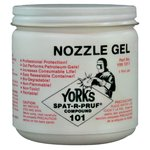 16 OZ. Nozzle Gel Spat-R-Pruf Compound 101