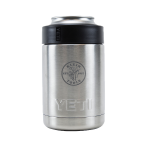 12oz Lineman Logo Yeti Can Holder, SS