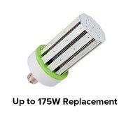 Up to 175W Replacement - LED Corn Bulb