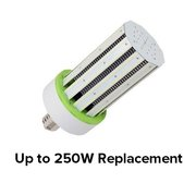 Up to 250W Replacement - LED Corn Bulb