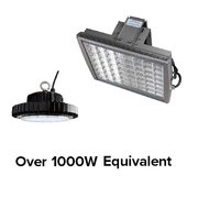 Over 1000W Replacement - High Bay / Low Bay