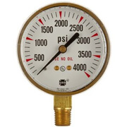 Compressed Gas Gauge, Vacuum Gauge & Fuel Gauge