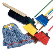 Mop, Broom & Brush