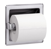 Toilet Tissue & Dispenser