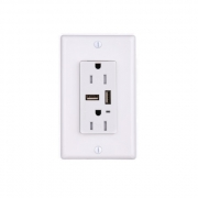 CyberTech Lighting Electrical Outlet & Receptacle