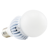 Green Creative LED Bulb