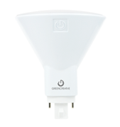 Green Creative LED PL Bulb