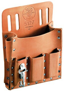 Klein Tool Pouch, Carrier, Belt & Suspender