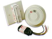USI Hearing Impaired Smoke Detector