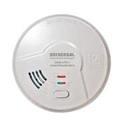 USI Combo Smoke & Carbon Monoxide Alarms