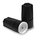 DryConn Black/White Waterproof Connector, Pack of 25