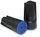 DryConn Black/Blue Waterproof Connector, Pack of 10