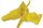 DryConn Direct Bury Yellow Twist-On, Pack of 100