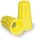 Contractor Choice Yellow Wire Connector, Pack of 500