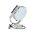 80W LED Shoebox Retrofit Kit, 10640 Lumens, 5000K