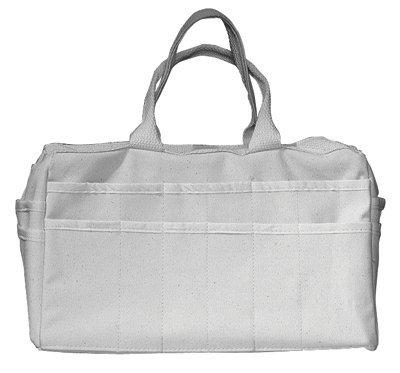 Canvas Organizer Bag, 24 compartments