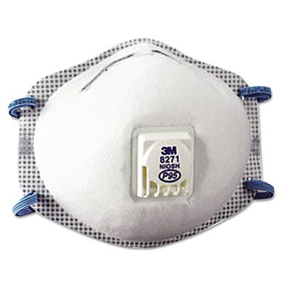 Particulate Respirator , 10 respirators