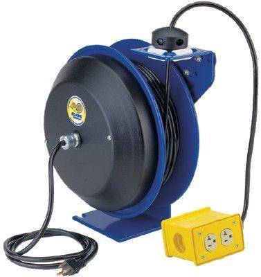 Safety Series Spring Rewind Power Wheel 16/3 AWG