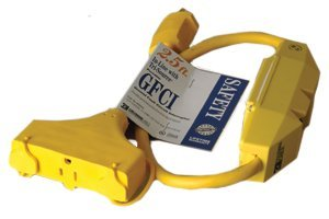 Ground Fault Circuit Interrupter Extension Cord