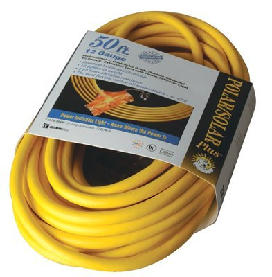 Tri-Source Extension Cable 2-ft