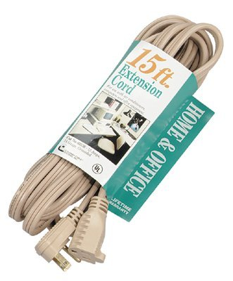 Air Conditioner Extension Cord 15-ft