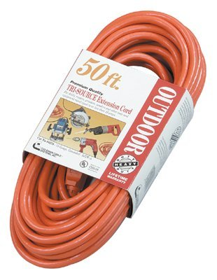 50 -ft weather resistant Extension Outlet