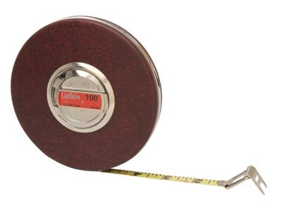 50' Home Shop Single Side Measuring Tape
