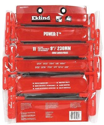 Power T Hex Key Set