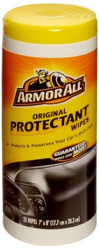 50 CT Armor All Powerful Auto Protectant Wipe