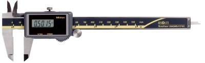 "6"" Absolute Digimatic Solar Measurement Caliper"