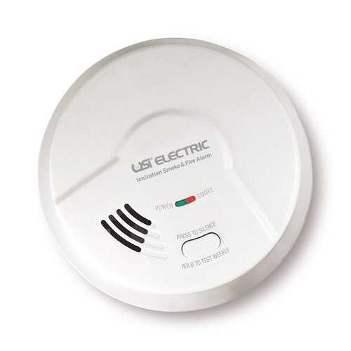 how to change a hardwired smoke detector