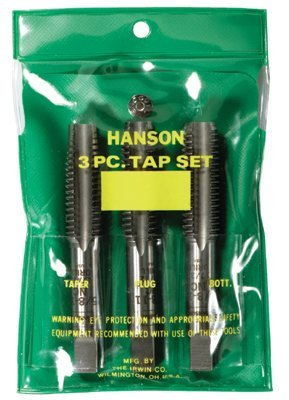 High Carbon Steel Fractional Tap Set