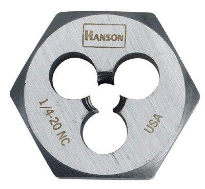 1/2'' High Carbon Steel Fractional Hexagon Dies