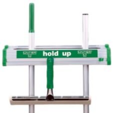 18 in. Hold up Aluminum Tool Rack