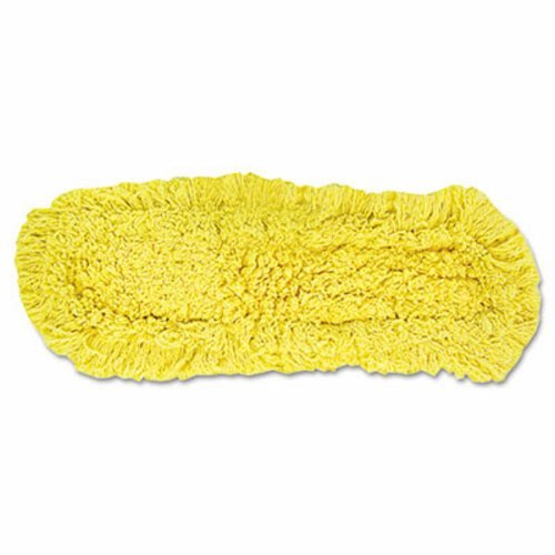 Trapper Yellow Looped-End Dust Mop 24X5