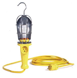 Heavy Duty Hand Lamp