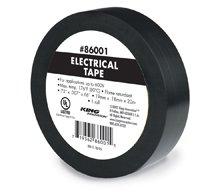 66-ft Black Vinyl Electrical Tape