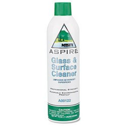 16 oz Lemon-Scented Aspire Glass and Surface Cleaner