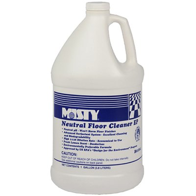 Lemon Scented, Optimax Neutral Cleaner- 1 Gallon
