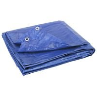 6 x 8 ft Polyethylene Multi-Use Tarpaulin