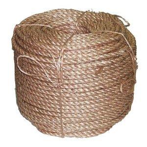 """1/4"""" x 600"""" 12 lb Manila Rope"""