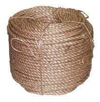 "3/8"" x 600' 3 Strand Manila Rope"
