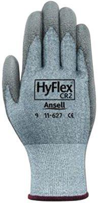 Size 7 Polyurethane Palm HyFlex CR2 Gloves